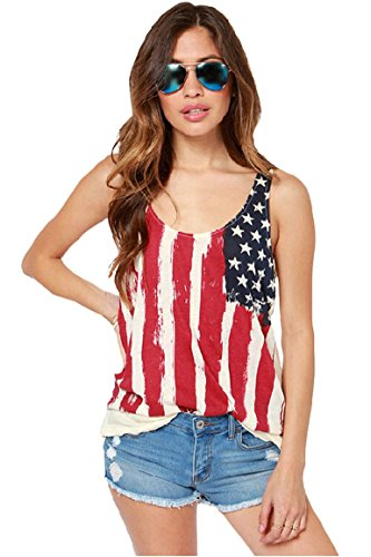 HaoMing-Women-American-Flag-Tank-Top-USA-Patriotic-Print-Camisole-T-Shirt