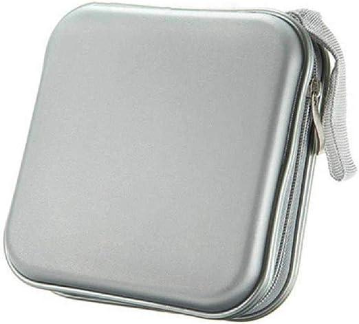 meixiang Caja De Transporte De CD De Almacenamiento, Caja De ...