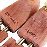 Cedar Shoe Tree For Men - Made Of 100% Natural US