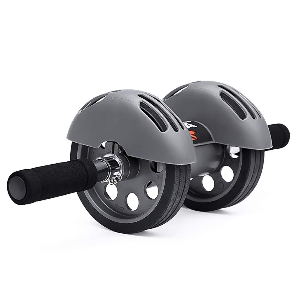 BESHU Haupttrainings-Ausrüstung, Zweirädrige Abdominalrad Zweirad Abdominalrad AAA Abdominal Fitnessgeräte Home Fitnessgeräte