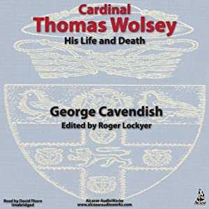 Cardinal Thomas Wolsey Audiobook