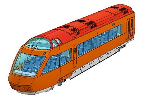TOMIX Nゲージ 小田急 ロマンスカー 70000形GSE 第1編成 7両 セット 98658 鉄道模型 電車の商品画像
