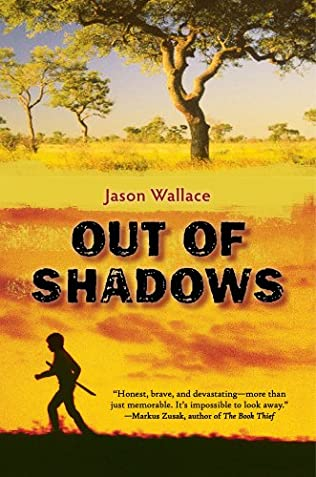 book cover of Out of Shadows