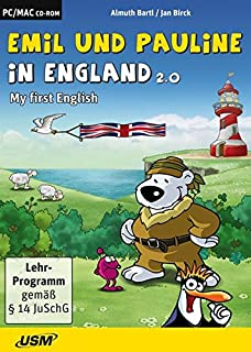 Emil und Pauline in England 2.0: My First English (3803241294) | Amazon Products