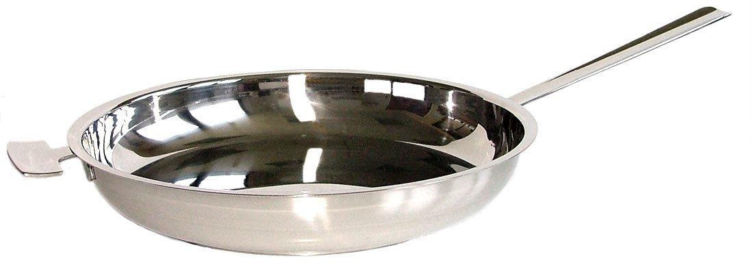 Baumstal 9212 Poêle Inox 18 10 28 cm  Amazon.fr  Cuisine   Maison 9d1f9eb8904c