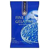 Costa Fine-Leaf Quick Dissolving Gelatine 25g