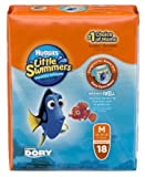 3 PK of Huggies Little Swimmers, Medium Size, 18 Count