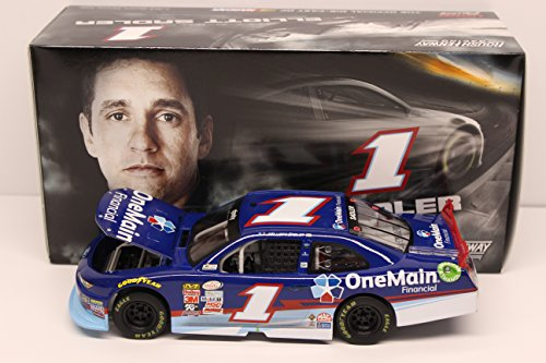 Lionel Racing Elliot Sadler  1 Onemain Financial 2015 Ford Mustang Xfinity Series 1 24 Scale Arc Hoto Official Die Cast Of Nascar Vehicle