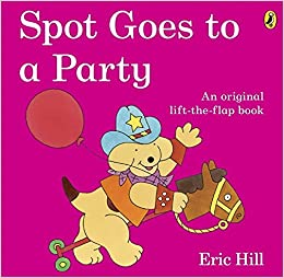 amazon spot goes to a party eric hill dogs