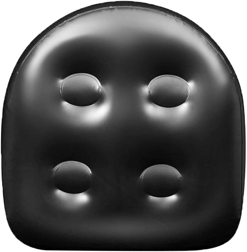 PETSOLA 6X Water Or Air Inflatable Spa Booster Seat Comfly Hot Tub Cushion