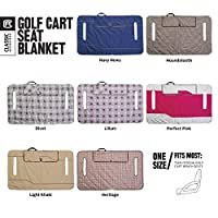 Classic Accessories Fairway Golf Cart Seat Blanket/Cover