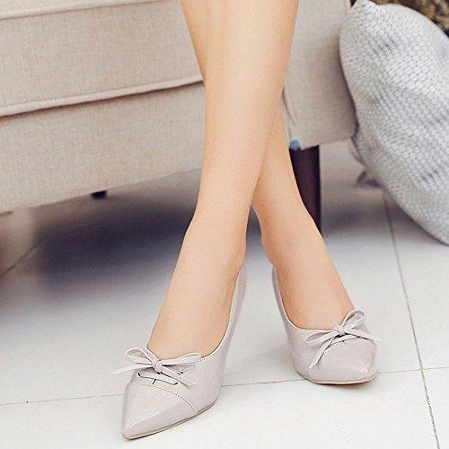 coton COOLCEPT à de en noir talon Chaussures plat ville rqr70v