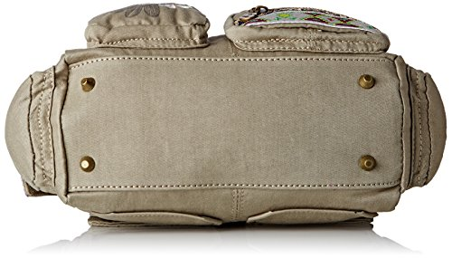 Mini Bag Military Luxe London London Caqui Military Mini Luxe Desigual Desigual TAqAE