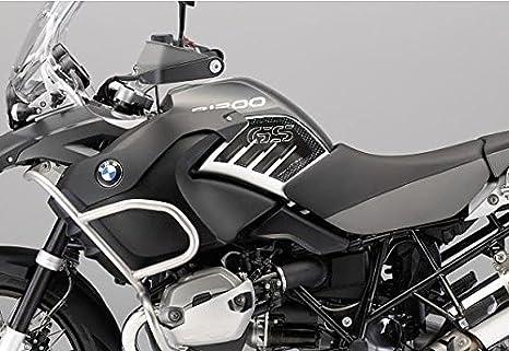 ADESIVI 3D Serbatoio compatibili per MOTO BMW R1200 GS ADVENTURE 2006 2013 CARBON