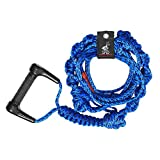 Airhead AHWS-R01 Spiral Braid Wakesurf Rope, 192-Inch