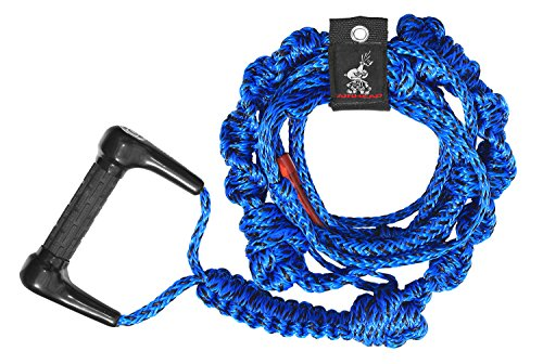 Section Ski 3 (Airhead WakeSurf Rope, 16 ft. Spiral Braid)