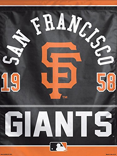 San Francisco Giants Est. 1958 MLB 27 x 37 inch Vertical Flag