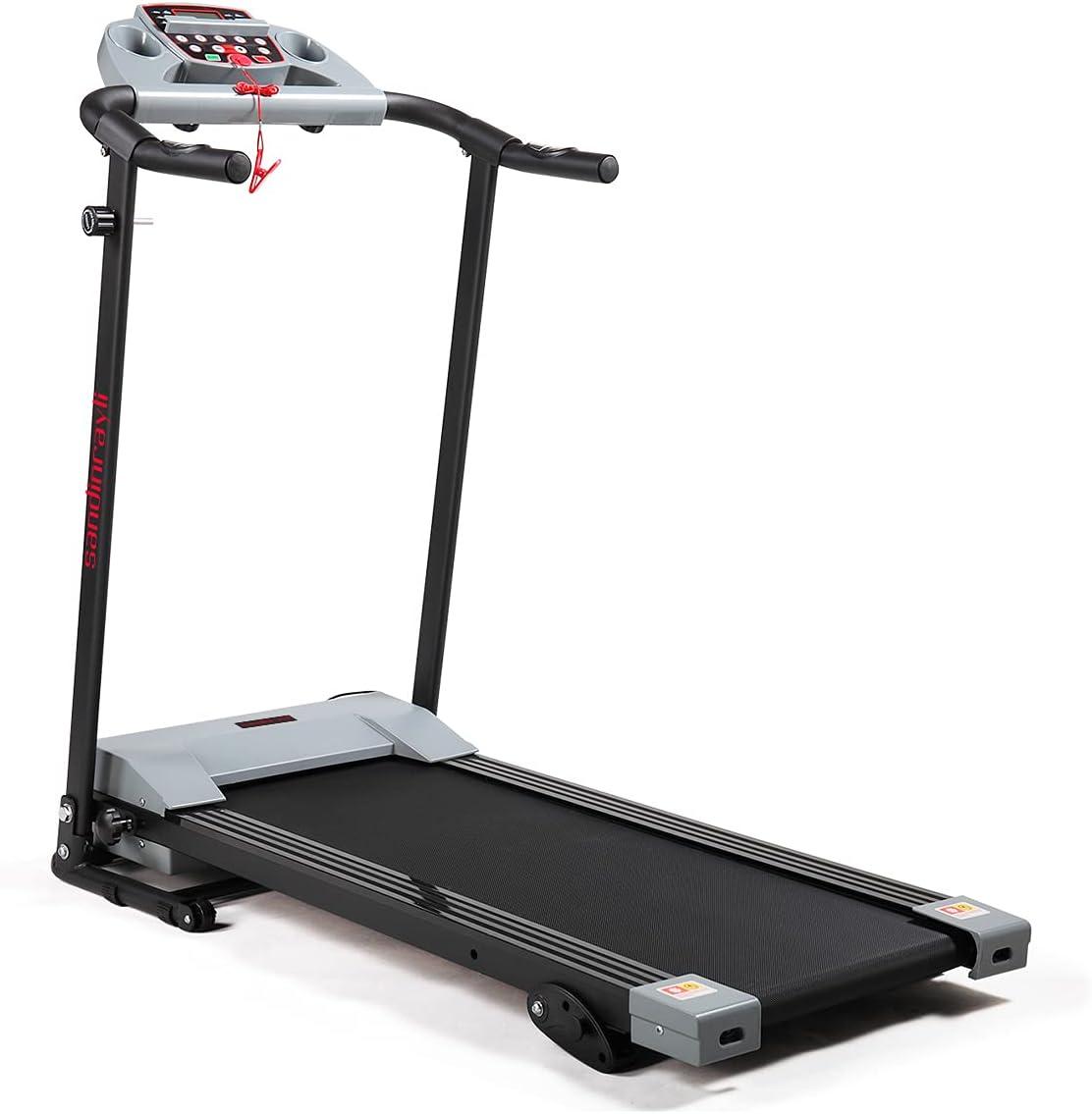 JAXPETY Folding Treadmill