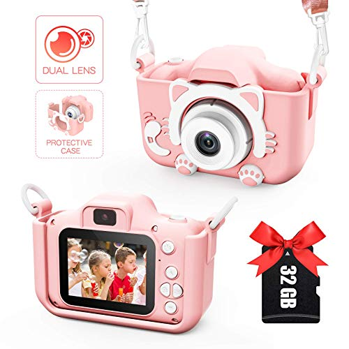 Kids Camera for Girls