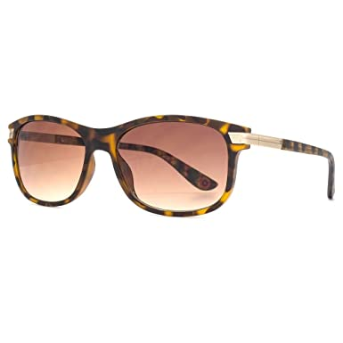 Ben Sherman Portobello Rechteck Sonnenbrillen in mattem Schildpatt BEN031 Matte Tortoiseshell Brown Gradient One Size gm0lIS