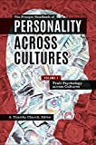 img - for The Praeger Handbook of Personality across Cultures [3 volumes] book / textbook / text book