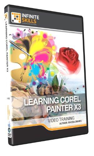 Learning Corel Painter X3 - Training DVD by Infiniteskills