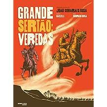 Grande Sertão: Veredas – Graphic Novel (Portuguese Edition)