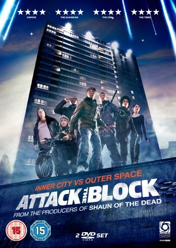 Attack The Block [DVD] (15)