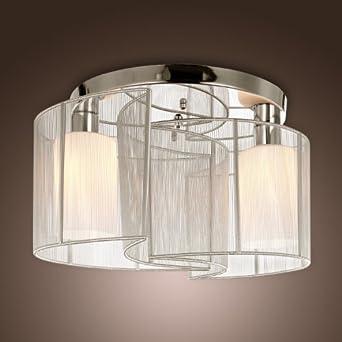 lampadari di design. moderno lampadario lampade acrilico anello ... - Lampadario Camera Da Letto Moderna