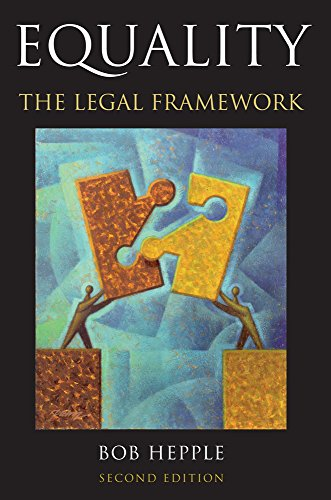 Equality: The Legal Framework (Second Edition)