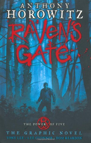 Read Online Raven's Gate - the Graphic Novel (Power of Five) pdf