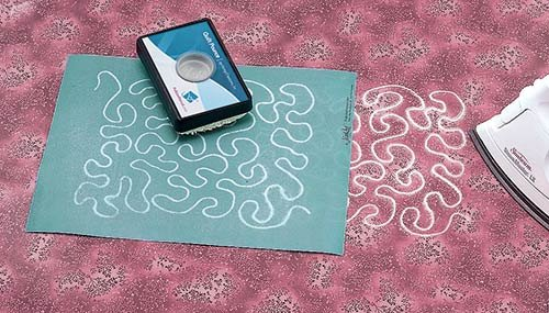 Quilt Pounce Pad - 3