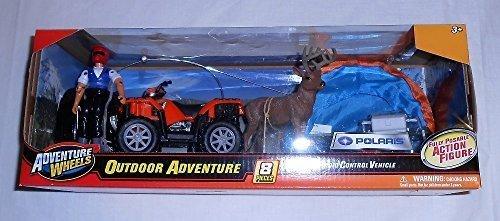Adventure Wheels Deluxe Polaris ATV Hunting / Camping Radio