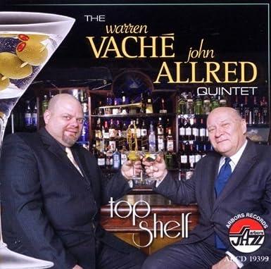 Top Shelf by Warren Vache / John Allred Quintet (2010-08-10)