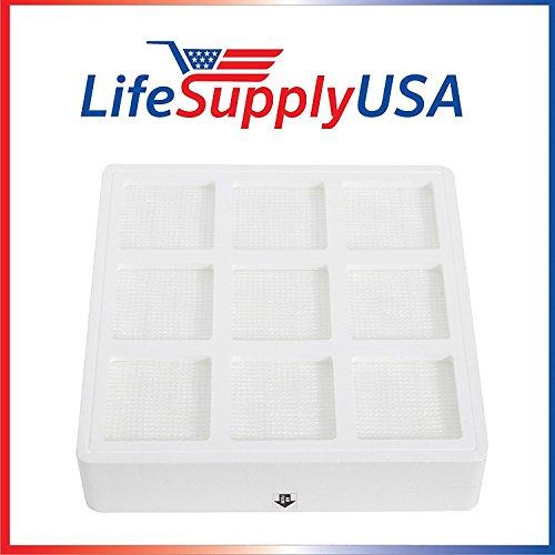 2 Pack LifeSupplyUSA aftermarket replacement Filter desig...