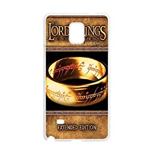 Samsung Galaxy Note 4 Phone Case ,designed pattern with Lord Of The Rings