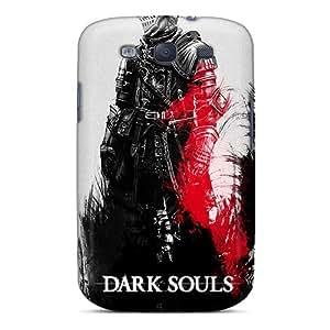 Tqb3155JPQw Faddish Dark Souls Case Cover For Galaxy S3