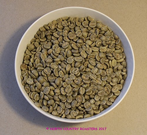 Kenya Estate Lenana AA Green (Unroasted) Coffee Beans - (2 Pounds)