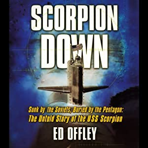 Scorpion Down Audiobook