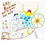 Little Rocketman And The Planet That Moved