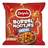 Duyvis Borrelnootjes cocktail nuts 4 pack 10.5 oz/ 300 gr - Imported From Holland