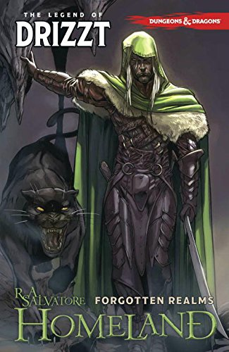 Dungeons & Dragons: The Legend of Drizzt Volume 1 - Homeland (D&D Legend of Drizzt)