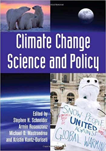 Book Climate Change Science and Policy (2009-12-14)