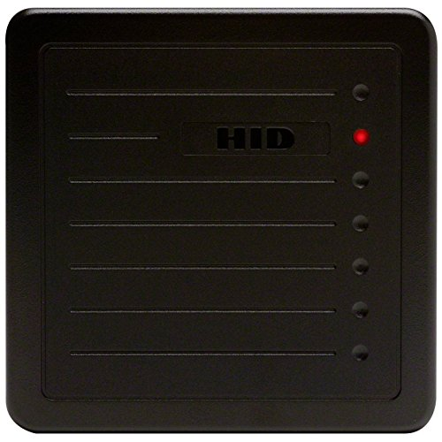 HID 5455BKN00 ProxPro II Wall Switch Proximity Card Reader