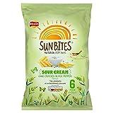 Walkers Sunbites Sour Cream & Pepper 25g x - 6 per pack