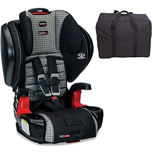 Britax Pinnacle G1.1 ClickTight Harness-2-Booster Car Seat with Travel Bag – Venti