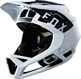 Fox Racing Proframe Helmet Mink White, M For Sale
