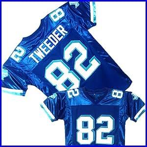 Amazon.com : Varsity Blues Jersey Charlie Tweeder #82 ...
