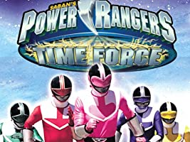 Power Rangers Time Force - Season 1