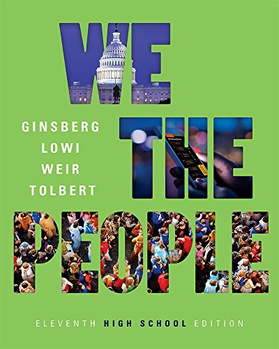 We the People (Eleventh High School Edition)